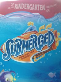 Lifeway Submerged VBS 2016 Kindergarten leader guide