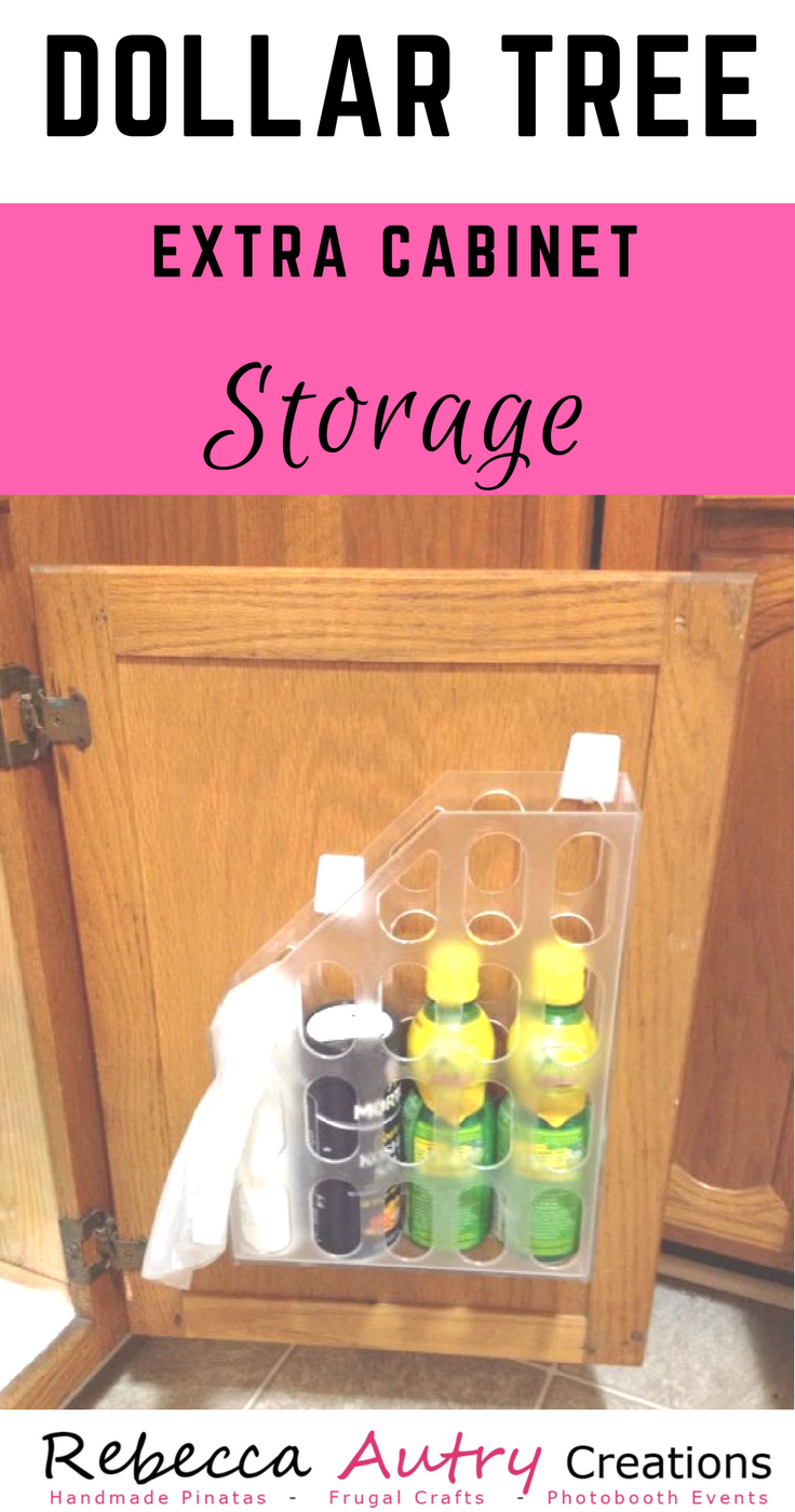 Creative Extra Storage Cabinet Space That Is Cheap To Create