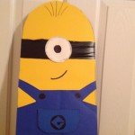 pin the eye on the minion