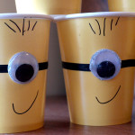 Minion Cups close