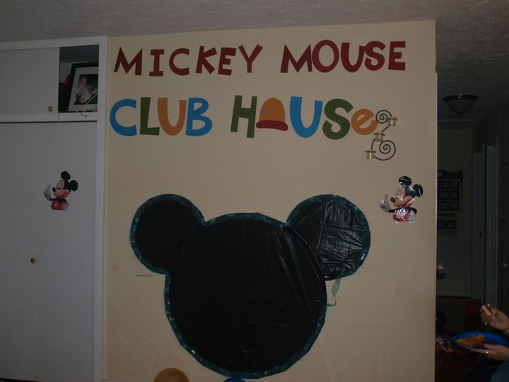 Mickey Mouse Clubhouse Words Tutorial Rebecca Autry Creations