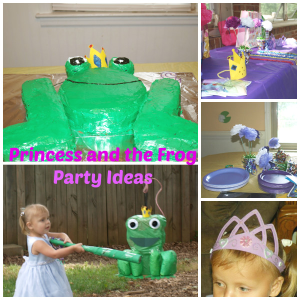 surprising Princess And The Frog Birthday Party Decorations Part - 19: Rebecca Autry