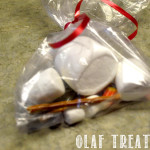 Olaf Treat - frozen party idea