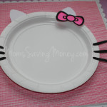 Hello Kitty Serving Plate
