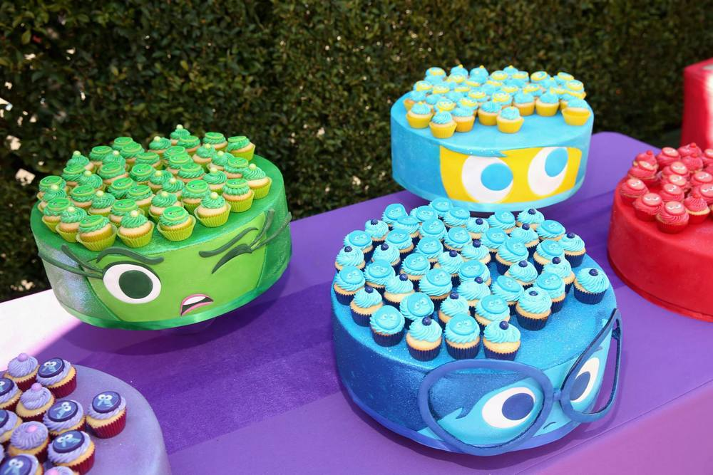 Pixar Inside Out Party Ideas Rebecca Autry Creations
