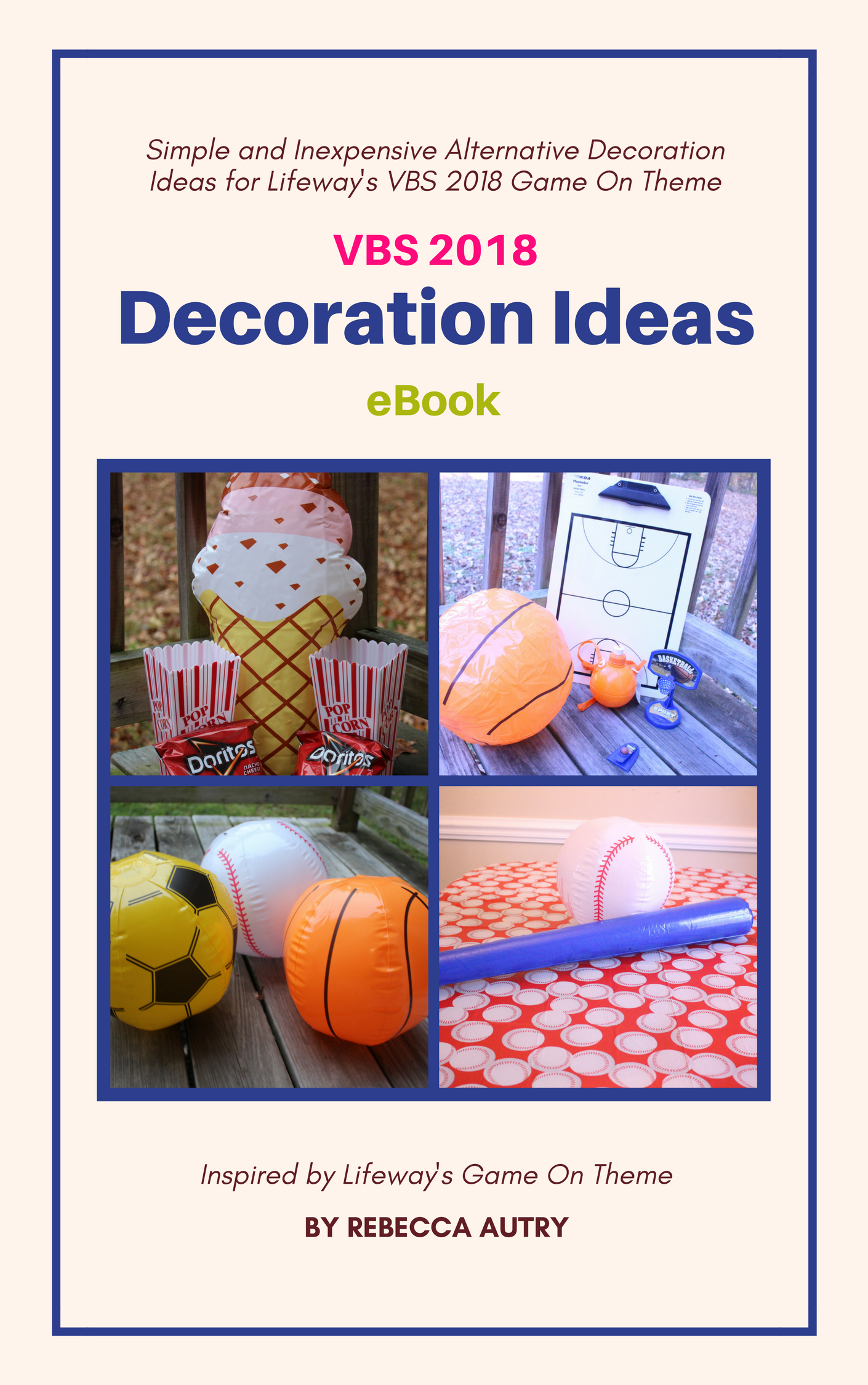 How To Decorate For Game On Vbs 2018 Ebook