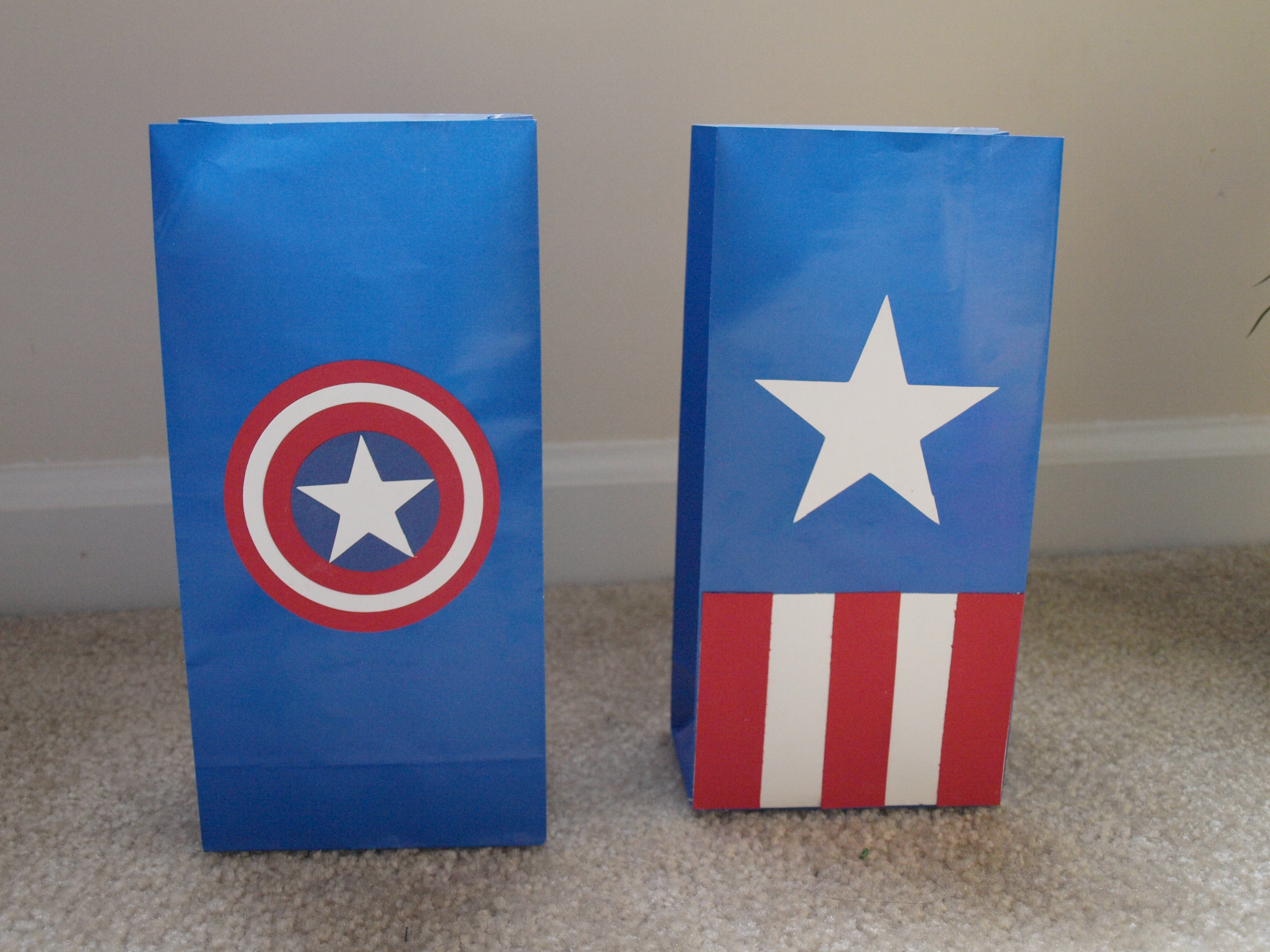 Avengers Party Ideas Rebecca Autry Creations