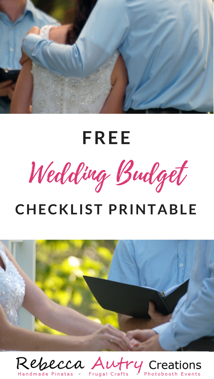 Image Result For Free Printable Wedding Checklist